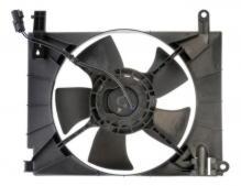 Диффузор\вентилятор радиатора Aveo T250 (2005-2011) \ Aveo T200 (2003-2008)