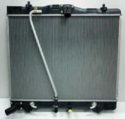 Радиатор основной TOYOTA HIACE / REGIUS ACE 1TR-FE / 2TR-FE (2004-2013) Размер: 510*655*34