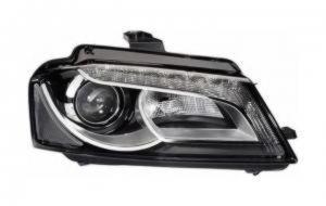 Фара правая LED двойной ксенон Audi A3 (2009-2013)