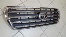 "Решетка радиатора ""Brownstone Style"" Toyota Land Cruiser 200 (2012-2015) без эмблемы"