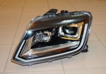 Фара левая ксенон Volkswagen Amarok (2013-нв) Оригинал