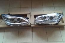 Комплект фар Bi-Xenon / AFS / LED Mercedes S-Class W221 (2006-2014) рестайлинг