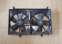 Б\У Диффузор в сборе\с вентилятором INFINITI FX35\45 S50 (2003-2007)