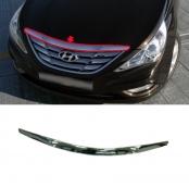 Молдинг капота Sonata YF (2010-2013) хром