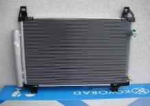 Радиатор кондиционера TOYOTA Yaris (2005-2011)