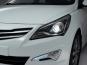 Фара левая Hyundai Accent / Solaris (2014-2017) с линзой