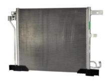 Радиатор кондиционера NISSAN JUKE F15 1.6 TURBO (2010-) \ TIIDA 1.6 (2007-)
