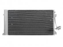 Радиатор кондиционера Volkswagen Touareg (2002-2010) / Touareg II (2010-нв) / Audi Q7 (2006-нв) / Porsche Cayenne (2002-нв) / Cayenne II (2010-нв)