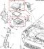 Корпус воздушного фильтра / 2 части в сборе Chevrolet Aveo T300 (2011- 2015)