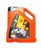 Моторное масло (синтетическое) Super DK Japan 5w40 \ канистра 4 литра