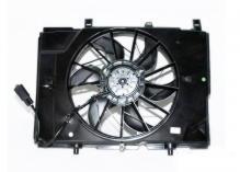 Вентилятор радиатора\диффузор в сборе Mercedes C-Class W202 (1994-1997)