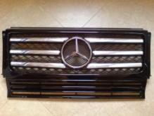 Решетка радиатора/молдинги из трех линии Mercedes-benz G-class W463 G55 (2007-2012) без эмблемы