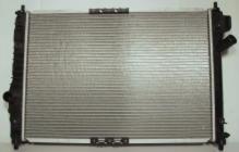 Радиатор основной Chevrolet Aveo T250/T255 (2008-нв) / ZAZ Vida / Daewoo Gentra X (2008-) 1.2 MT