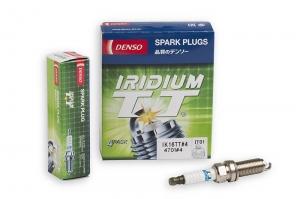 Комплект иридиумных свечей зажигания DENSO / 6 штук Infiniti FX35 S50 (2002-2007) / Nissan Skyline V35 (2001-2007)
