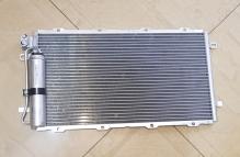 Радиатор кондиционера с ресивером Datsun On-Do (2014-нв) / Mi-Do (2015-нв) / Lada Granta (2010-нв) / Kalina II (2013-нв)