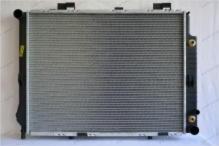 Радиатор MERCEDES E-CLASS W210 2.0 / 2.0D / 2.2D / 2.3 / 2.4 / 2.5D / 2.7TD / 2.8 / 3.0D / 3.2 (1995-2002) Great