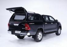 Кунг металлический Toyota Hilux (2016-нв) S-Plus V2