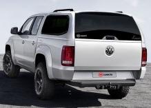 Кунг металлический Volkswagen Amarok (2010-2016) S-Plus V2