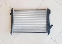 Радиатор основной Chevrolet Aveo T250 / T255 (2008-2012) / ZAZ Vida (2012-нв) / Daewoo Gentra X (2008-нв)